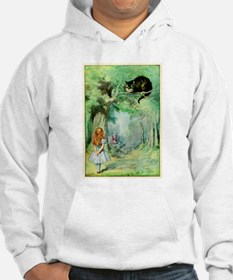 Alice in Wonderland the Cheshire Cat vintage art H