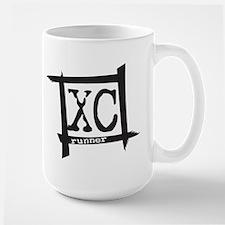 XC Runner Large Mug - right