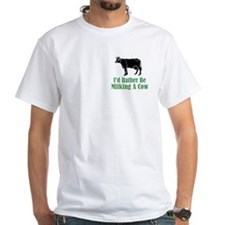 Milking a Cow Shirt