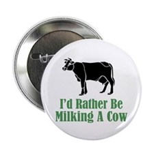 Milking a Cow Button (10 pack)