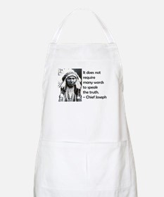Truth Quote Apron
