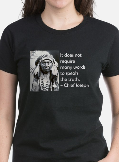 Truth Quote Tee