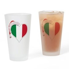 Buon Natale Drinking Glass
