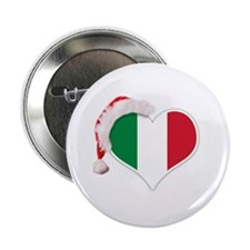 """Buon Natale 2.25"""" Button (10 pack)"""