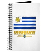 Uruguay Flag Journal