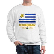 Uruguay Flag Sweatshirt