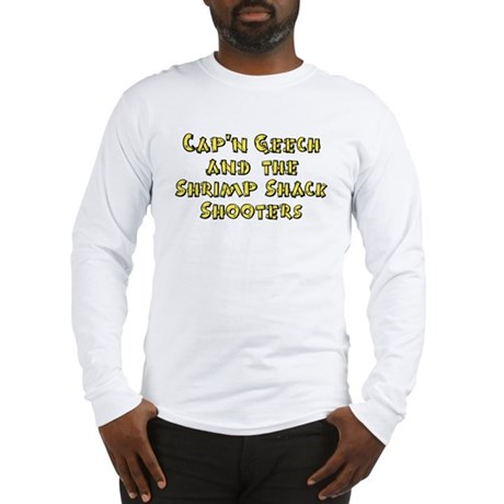 Shrimp Shack Long Sleeve T-Shirt