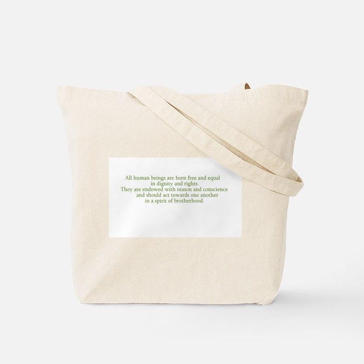 Cute Pro autistic Tote Bag
