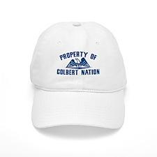PROPERTY OF COLBERT NATION Baseball Cap