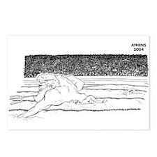 POSEIDON-Postcards (Package of 8)