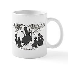 Once Upon a Time silhouette Mug