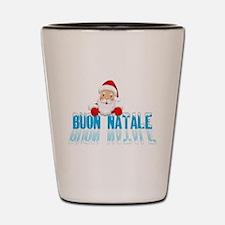 Buon Natale Shot Glass