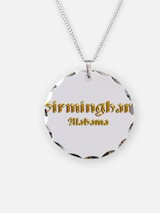 Birmingham, Alabama 3 Necklace