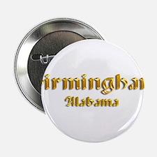 "Birmingham, Alabama 3 2.25"" Button (10 pack)"