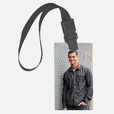 Portrait Of A Man Luggage Tag