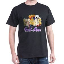 VEGAS Best Man T-Shirt