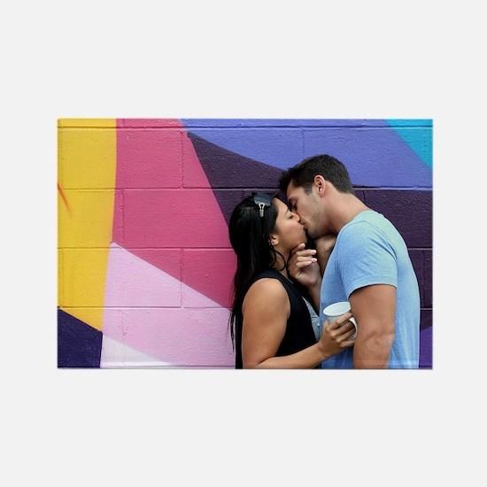 Kissing Rectangle Magnet