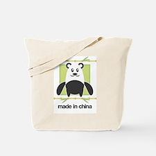 Made in China Panda Tote Bag