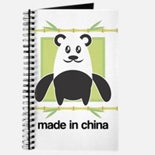 Made in China Panda Journal
