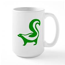 Green Skunk Mug
