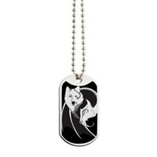Wolf & Dragon Dog Tags