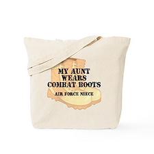 AF Niece Aunt DCB Tote Bag
