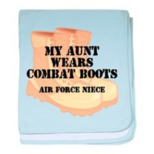 AF Niece Aunt DCB baby blanket