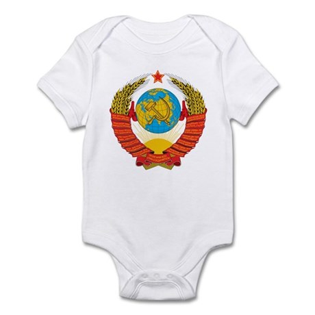 USSR Infant Bodysuit