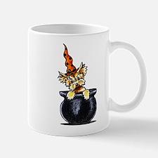 Yorkie Witch Mug