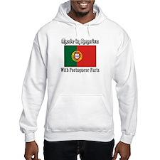 Portuguese Parts Hoodie Sweatshirt