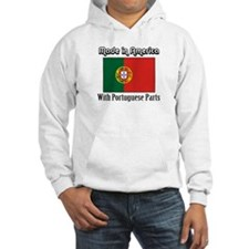 Portuguese Parts Jumper Hoody