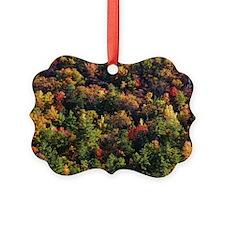 A Slice of Fall Ornament