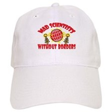 Mad Scientists Without Borders Baseball Baseball Cap