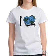 I Love Geography T-Shirt