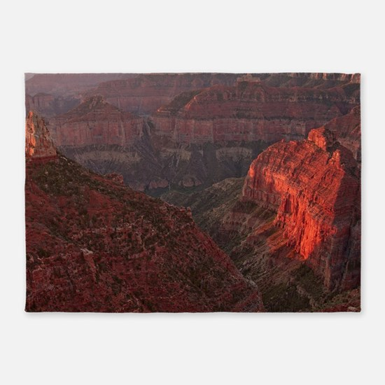 Sunrise at Imperial Point 5'x7'Area Rug