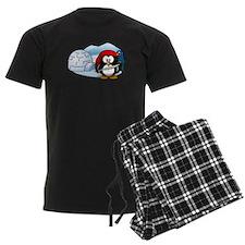 Pirate Penguin In Antarctica pajamas
