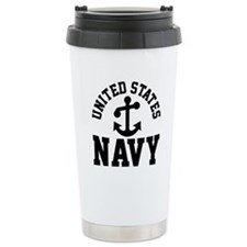 U.S. NAVY --- Travel Mug