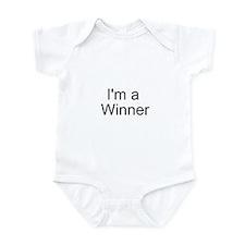 Im a winner Infant Bodysuit