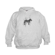 Cute Spotted saddle horse Hoodie