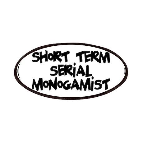 Serial Monogamist Patch