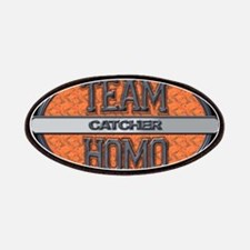 Team Homo Catcher Patches