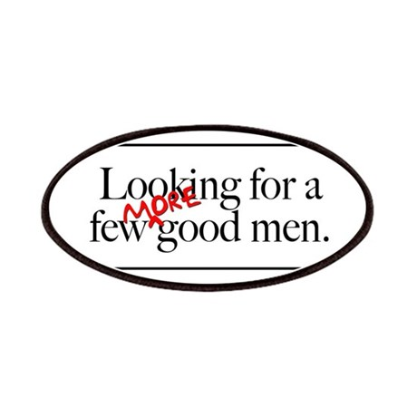 More Good Men Patches