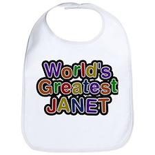 Worlds Greatest Janet Bib