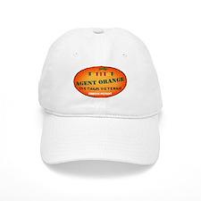 AGENT ORANGE VET Baseball Cap