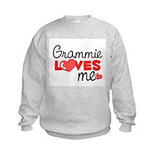 Grammie Love Me (red) Sweatshirt