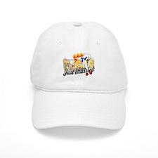 Vegas Just Married Baseball Cap