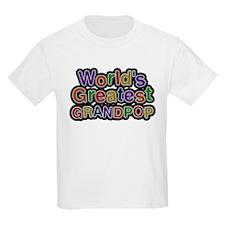 Worlds Greatest Grandpop T-Shirt