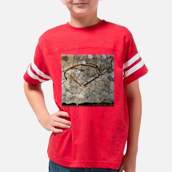 Autumn Tree in Movement by Eg Youth Football Shirt