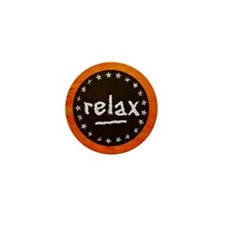 Relax Mini Button
