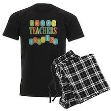Great Teachers Inspire Pajamas